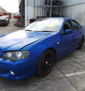 2004 FORD FALCON COOLER