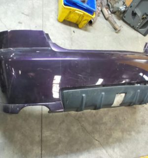 2003 HOLDEN COMMODORE REAR BUMPER