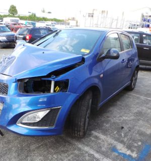 2015 HOLDEN BARINA LEFT GUARD LINER