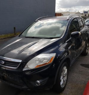 2012 FORD KUGA CARGO BARRIER