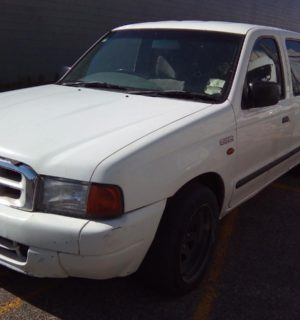 2001 FORD COURIER INTERMEDIATE SHAFT