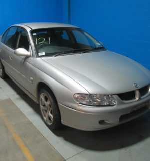 2001 HOLDEN COMMODORE HANDBRAKE LEVER
