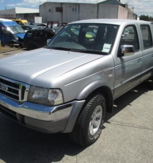 2003 FORD COURIER LEFT GUARD