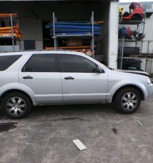 2006 FORD TERRITORY DIFFERENTIAL CENTRE