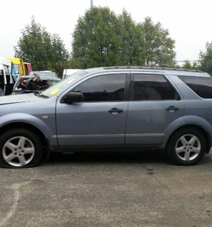 2007 FORD TERRITORY DIFFERENTIAL CENTRE