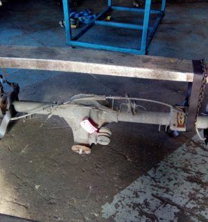 2002 FORD TRANSIT REAR DIFF ASSEMBLY