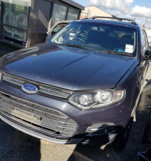 2012 FORD TERRITORY TRANSFER CASE